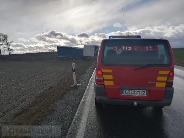 Hilfeleistung vom 10.02.2020  |  (C) Feuerwehr Langenwetzendorf (2020)